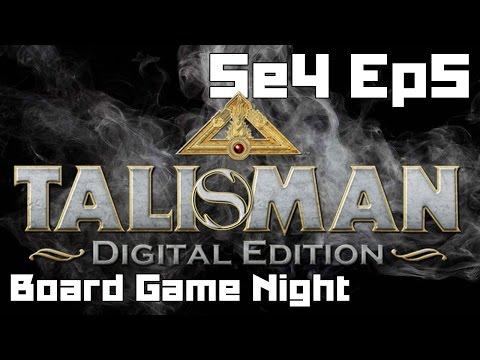 TALISMAN - Talisman Board Game Night - Season 4 Part 5