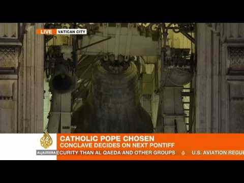 Conclave chooses new Catholic pope