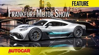 2017 Frankfurt Motor Show | Feature | Autocar India