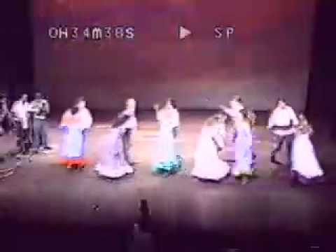 19930108 El Salvador Dance