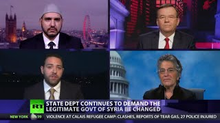 CrossTalk on Syria: Fighting For Peace