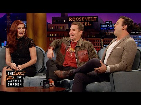 Early Acting Gigs w/ Debra Messing, Sam Rockwell & Taran Killam