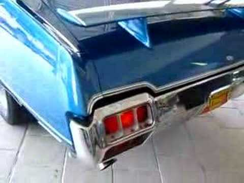 1972 Oldsmobile Cutlass 442 Convertible Car For Sale Video