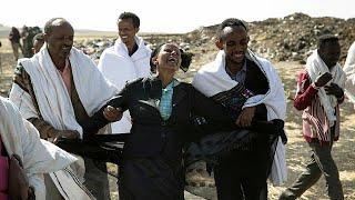 Ethiopian Airlines : sur les lieux du crash, le choc
