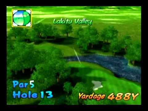 Mario Golf: Toadstool Tour - Doubles Match Play (Lakitu Valley) Part 2