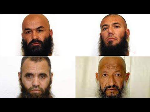U S  Sends Four Guantanamo Prisoners Home to Afghanistan; Mullah Omar is Not Enemy!!