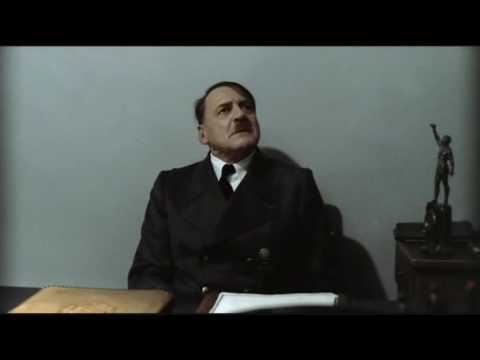 Hitler is informed seriousgroove's channel may be closing