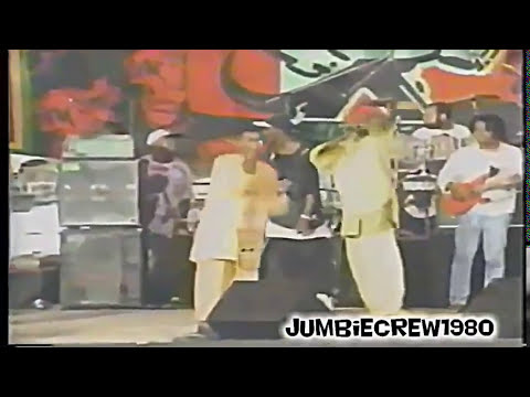 Buju Banton Vs Ninja Man  Sunsplash 1992 - Reggae Brasil On Line video