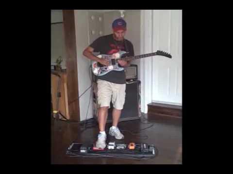 Promenade - Street Sweeper Social Club Guitar Lesson by Tom Morello.