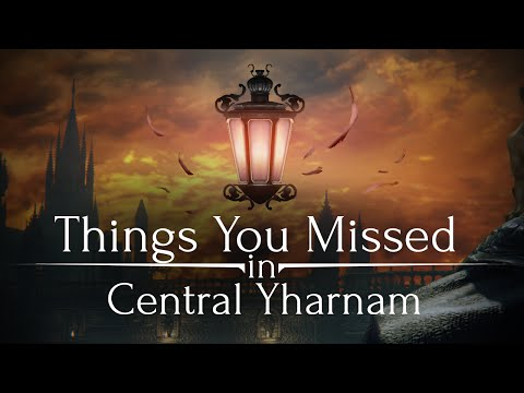 Bloodborne â–º Things You Missed in Central Yharnam