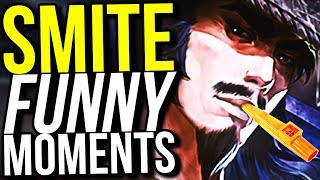Asian boy shows you how to play Smite better... (Smite Funny Moments)