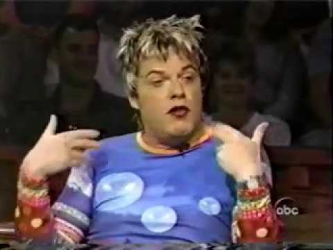 Politically Incorrect August 1998 Part 1 of 2 Eddie Izzard Christine O'Donnell