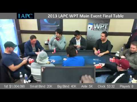 LAPC Day 5 - Final 10 Players