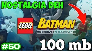 Lego batman the video game psp download high compress | game PPSSPP #50