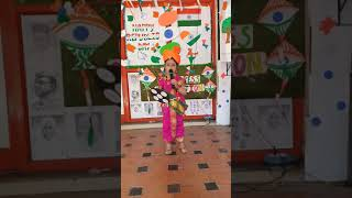 Firstep Preschool Indralok Fancy Dress Competition Ms Navya Sharma