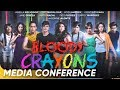 [FULL] Bloody Crayons Grand Media Launch