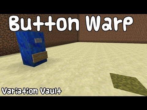 Minecraft Bukkit Plugin - Button Warp - Use buttons to warp