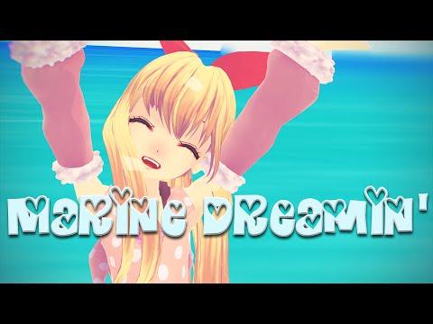 [MMD] Marine Dreamin' - iMarine