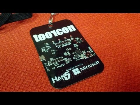 Hak5 - Hacking the Airwave with HackRF and Jailbreaking the NetGear NeoTV, Hak5 1212.1