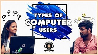 Types of Computer Users | Better Mask 2.0