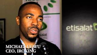 NigeriaCom 2013: Michael Ugwu [CEO, iROKING]