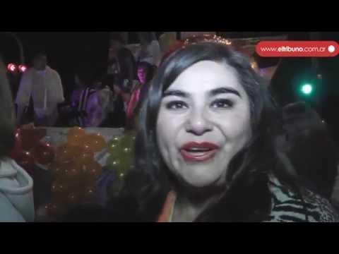 Marcha del Orgullo Gay por las calles céntricas. 2016