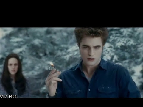 Eclipse - Edward & Victoria - Fight