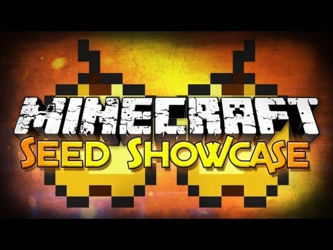 Minecraft Seed Showcase: RAREST SEED EVER... 1.6.2