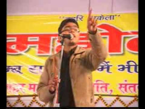 Waseem Mazhar Mushaira.3gp video