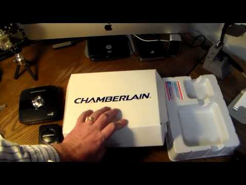 Chamberlain MyQ Garage Door Hub - Open & Monitor Your Garage Door Anywhere
