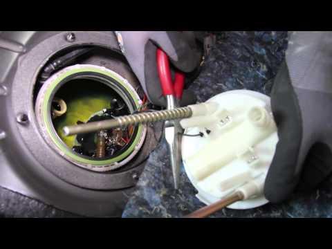 How to Install Fuel Pump Assembly E8688M in a 2006 - 2013 BMW  325i 328i 330i 335i  E46 E90