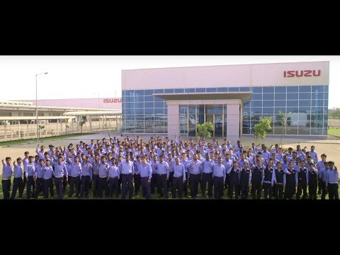Isuzu manufacturing plant India - Isuzu Motors India