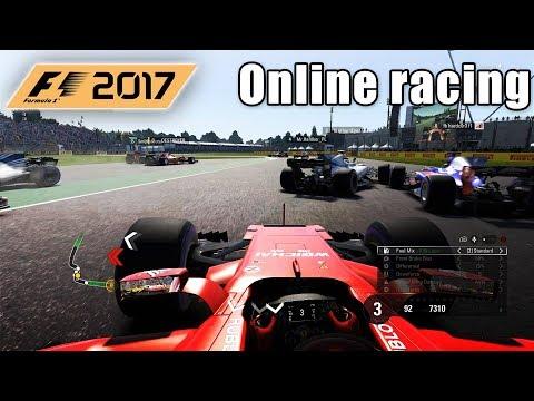F1 2017 Online: WAT EEN PUINHOOP IN DE EERSTE BOCHT!