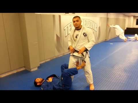 Need HELP passing the Open Guard? Add this Secret Technique