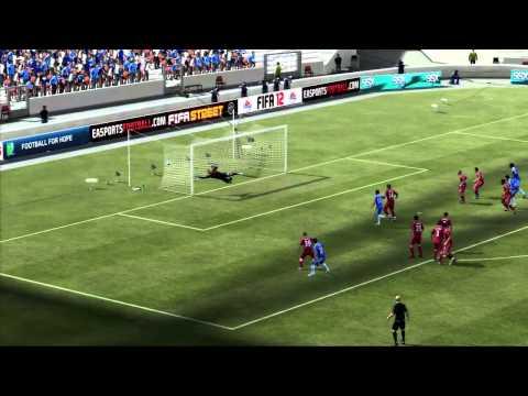 EA Sports FIFA 12 - Chelsea v Liverpool