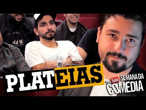 Plateias - Na Sarjeta (Semana da Comédia do Youtube)