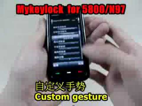 Aplicaciones para nokia 5800 Xpress Music