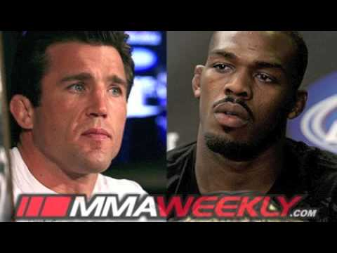 TUF 17: Jon Jones vs. Chael Sonnen Media Conference Call (Audio)