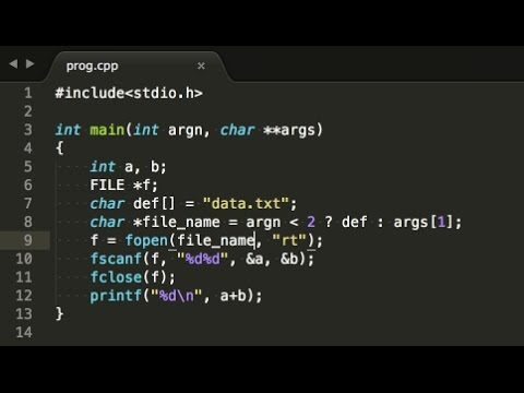 Io in files - examples and explanation of fgets, fputs, fprintf, fscanf, fread, fwrite