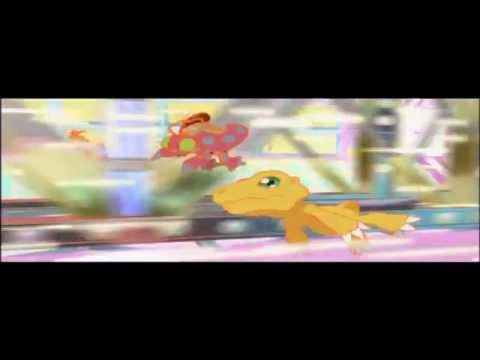 Digimon The Movie Trailer (Widescreen)