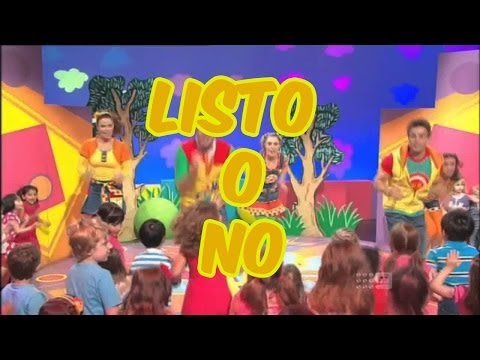 Hi-5 - Listo O No (versión Australia) video
