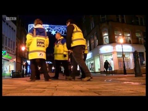 BBC News - Halifax Street Angels