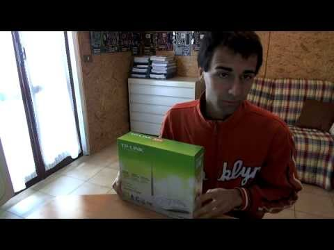 Unboxing Access Point TP-Link TL-WA701ND