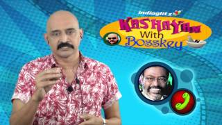 Manivannan interacts with Bosskey