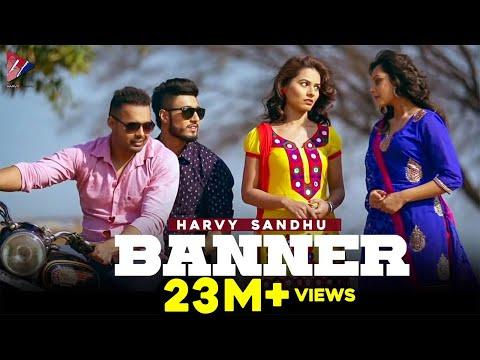 Harvy Sandhu - Banner   Latest Punjabi Song 2015 video