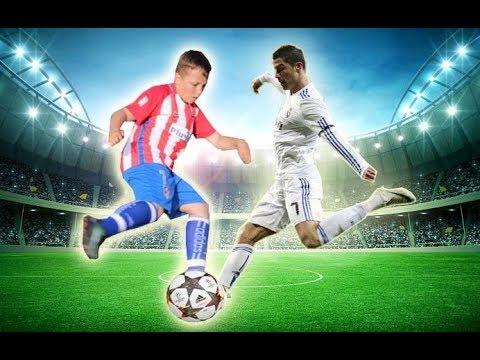 ⚽ ФУТБОЛЬНЫЙ ЧЕЛЛЕНДЖ ⚽ С ЗАВЯЗАННЫМИ ШНУРКАМИ ⚽ FOOTBALL CHALLENGE ⚽ WITH TIED LACES