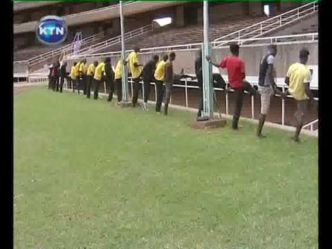 Harambee stars boycott training