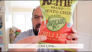 Kettle Brand Chili Lime Potato Chips Review