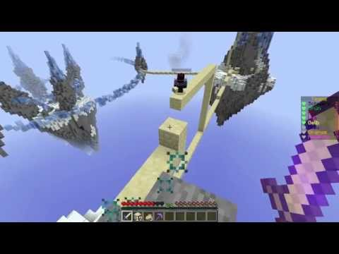 ДЫРЯВАЯ КАРТА - Minecraft Bed Wars (Mini-Game)