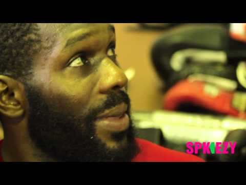 BYJennings Pre Fight Interview & Media Day SPKEZY TV